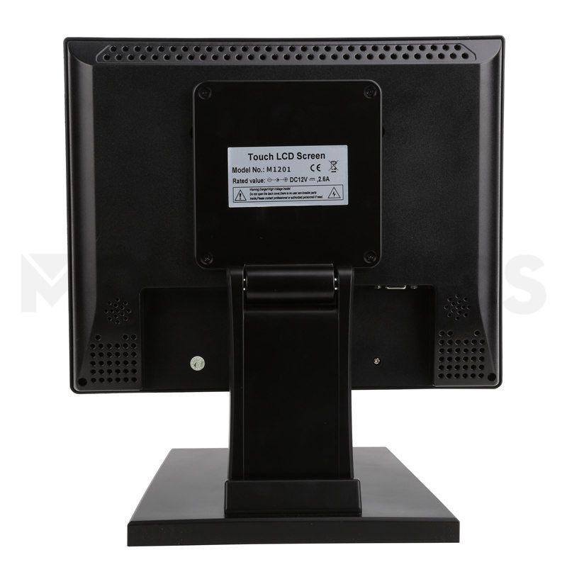 12 inch Resistive Touch Monitor
