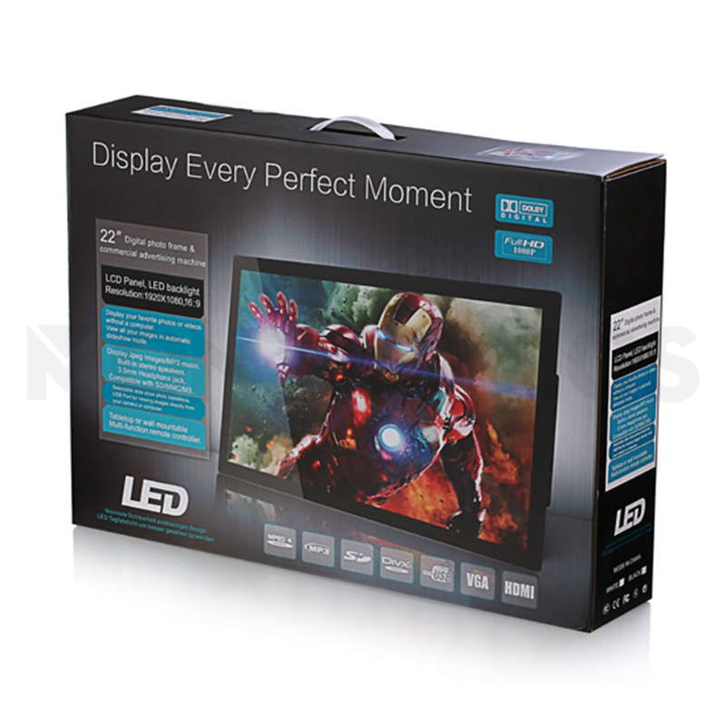 AD Display 18.5 inch
