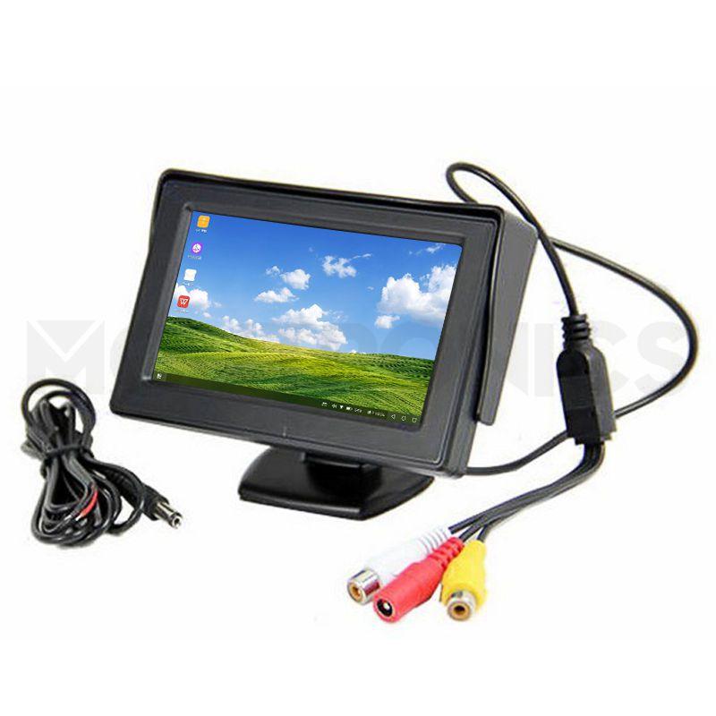 CCTV Monitor 4.3 inch