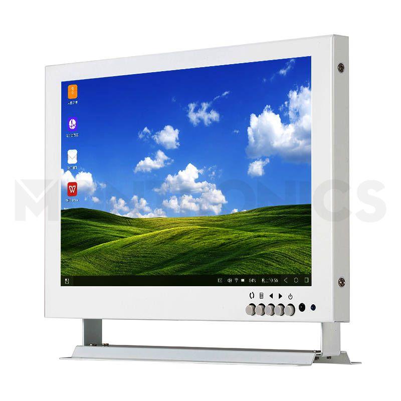CCTV Monitor 10.1 inch White
