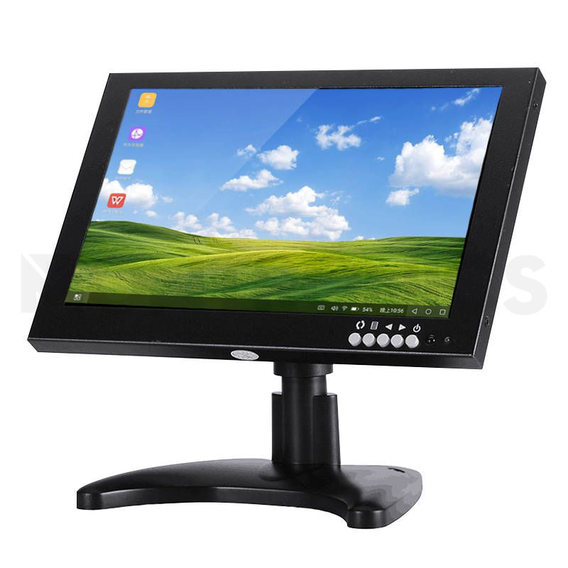 10.1 inch Capacitive Touch Monitor with Metal Frame