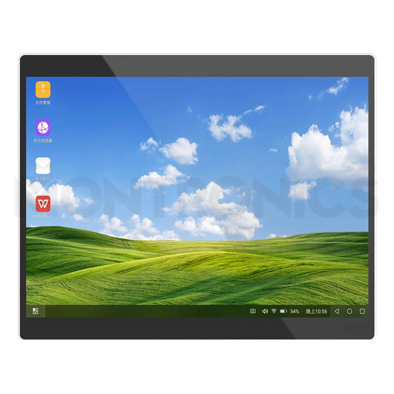 12.1 inch Open Frame High Brightness Flat Capacitive Touch Monitor