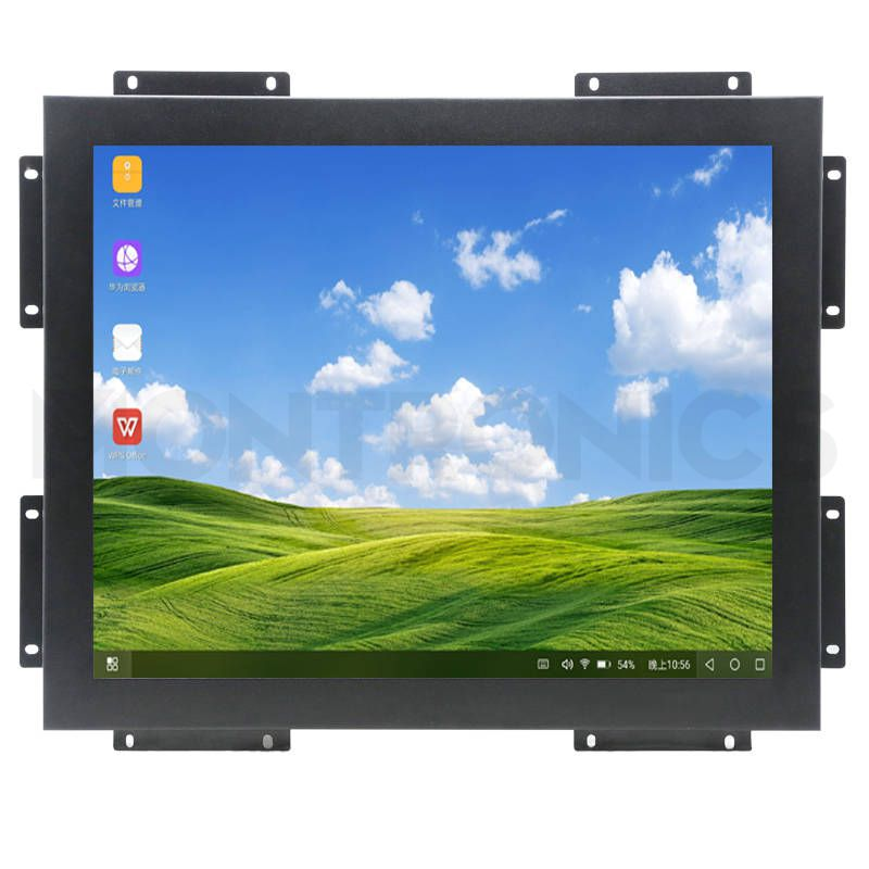 19 inch Capacitive Touch Monitor with Metal Frame