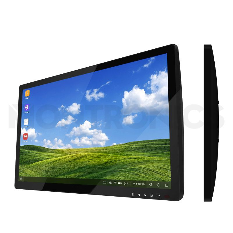 21.5 inch Flat Capactive Touch Monitor