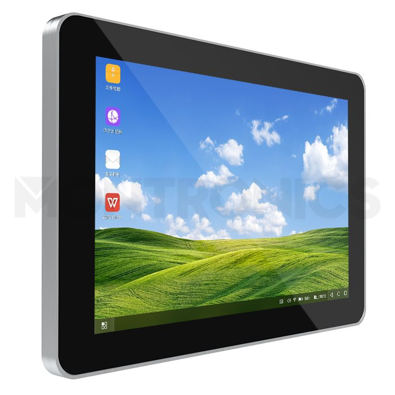 32 inch Flat Capacitive Touch Screen Monitor