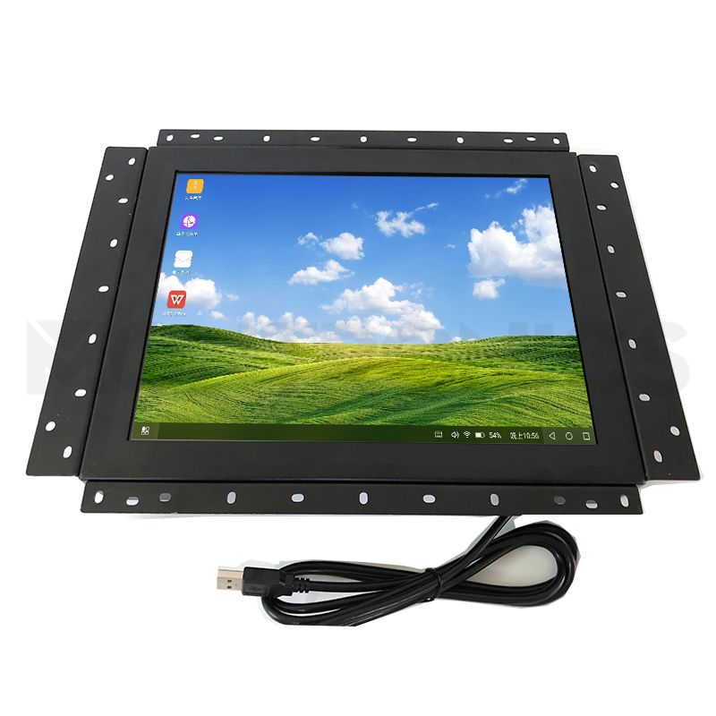 Embedded PCAP 12 inch Touch Screen Monitor with 250-1500nits