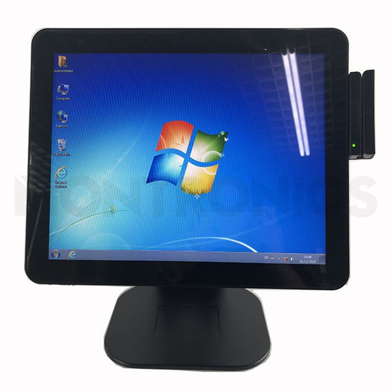 15 inch POS Touch All In One PC