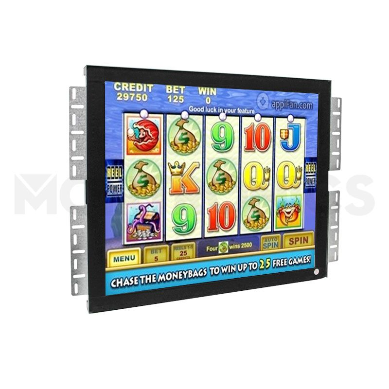 19 Inch POG 3M IR Touch Screen Monitor