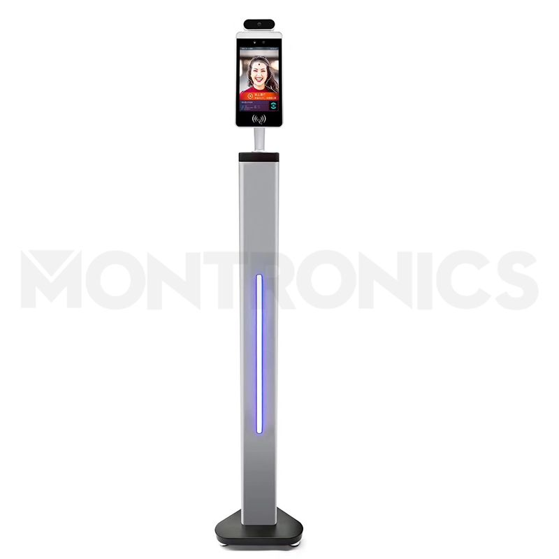 10.1 inch Face Recognition Temperature Measurement AIO Machine