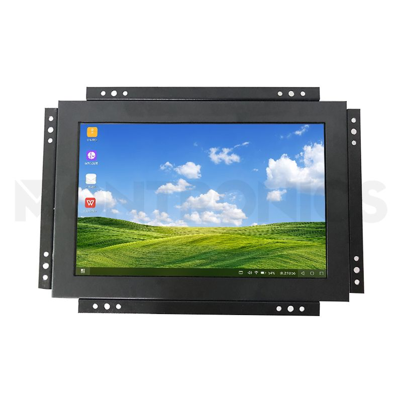 Kiosk 10.1 inch Open Frame Capacitive Touch Screen Monitor